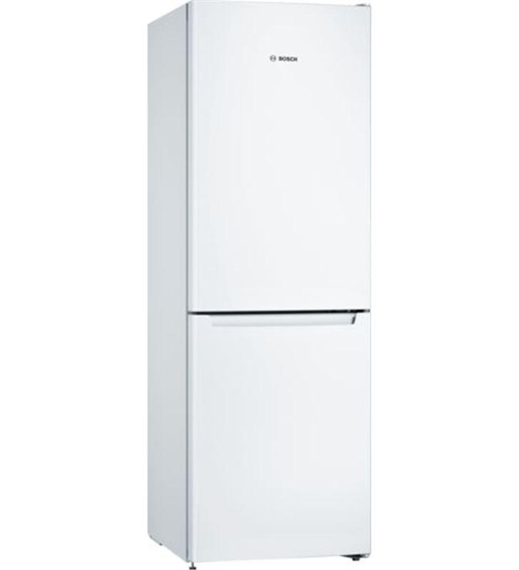 Bosch KGN33NWEA Combi 176cm Nf Blanco E Frigoríficos Combinados