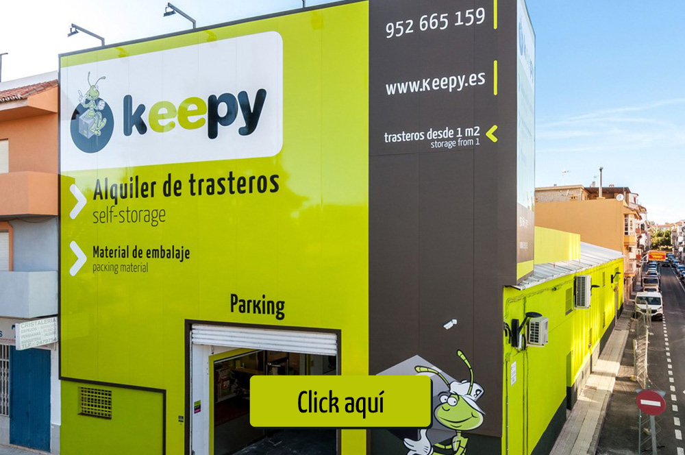 Trasteros Centro Keepy Mijas Fuengirola