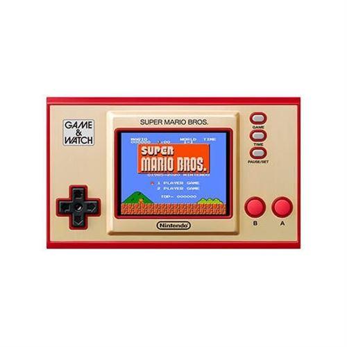 Consola Nintendo retro game and watch Super Mario Bros