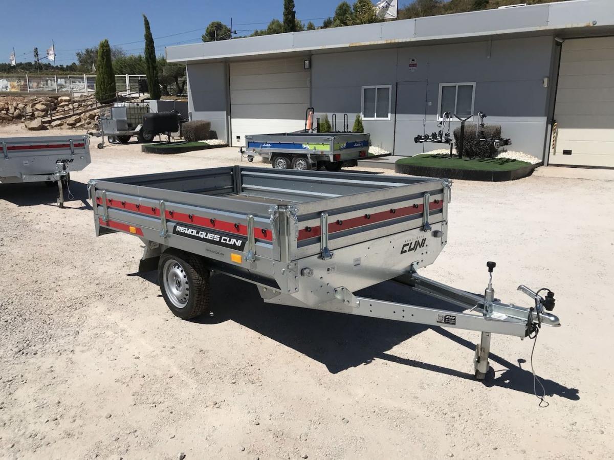 Remolque de carga TEMA 250