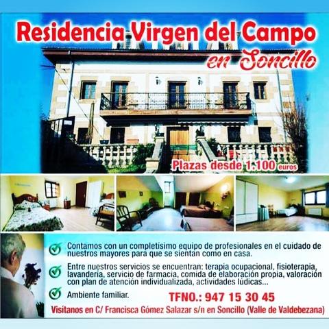 RESIDENCIA VIRGEN DEL CAMPO SONCILLO