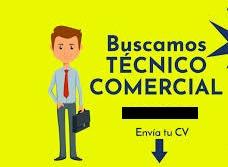 TECNICO COMERCIAL DELEGACION CATALUÑA