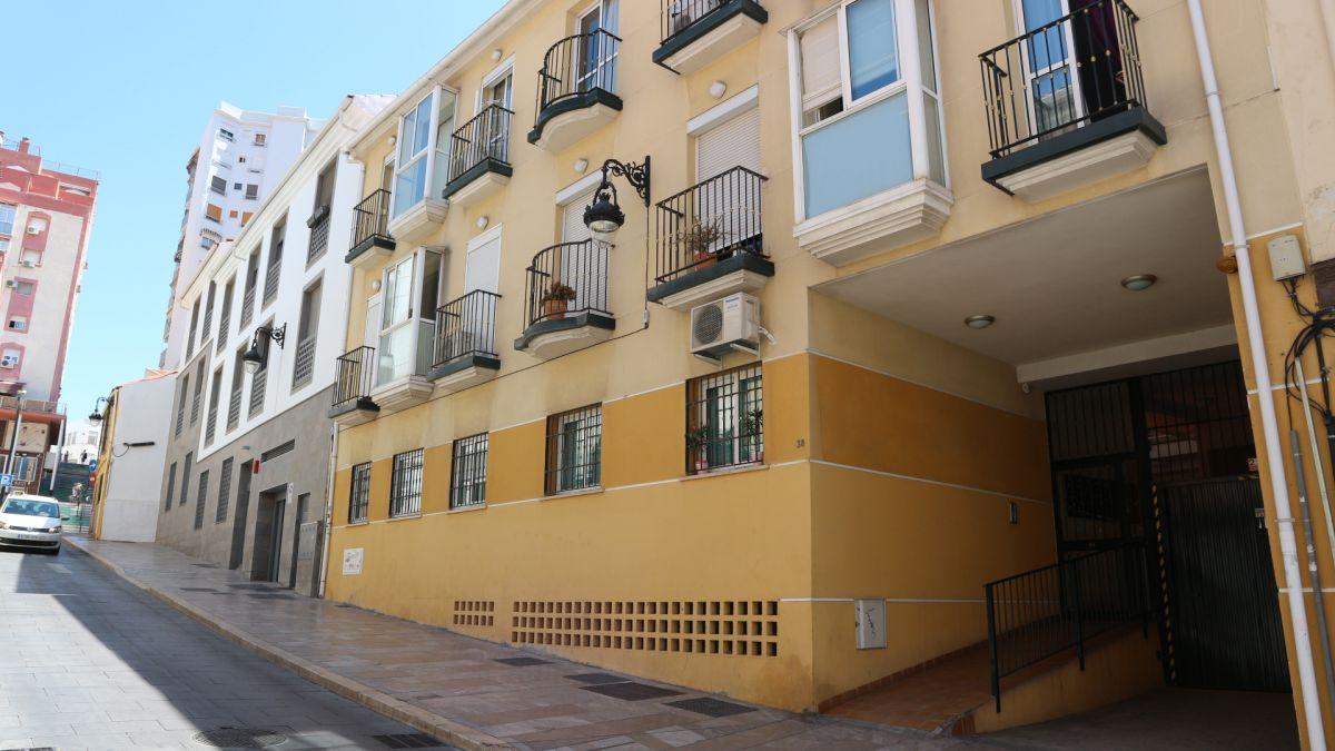 Alquiler Apartamento en Centro - Carreterias, Málaga