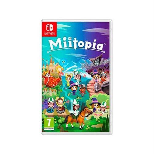 Miitopia para Nintendo Switch