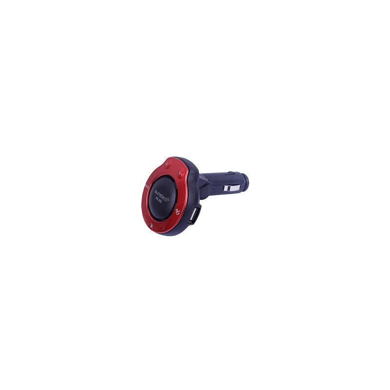 Altavoz Sunstech ML100RD Bluetooth 3.0 Rojo Cargador