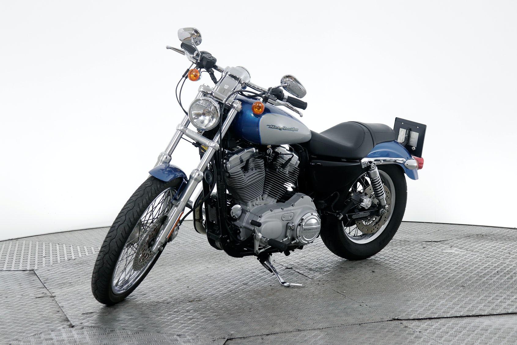 Harley-davidson Xl 883 XL 883 53cv