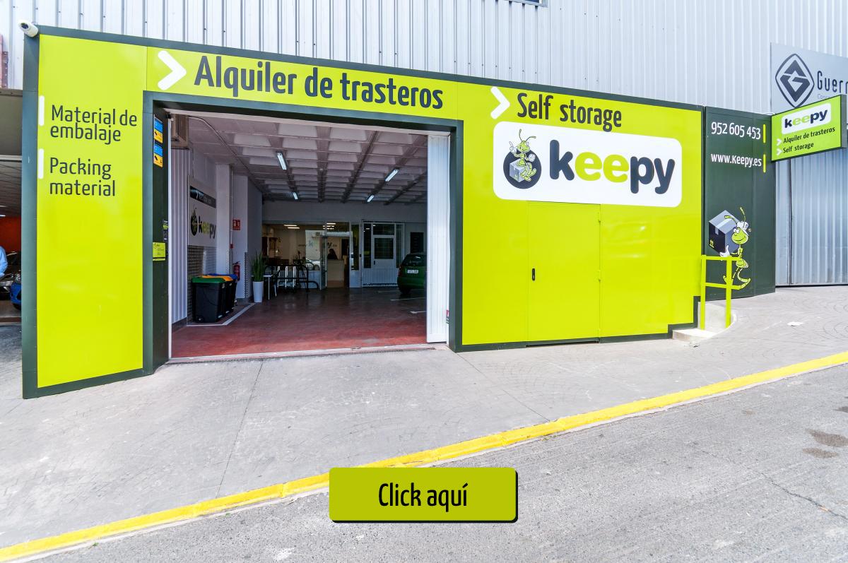 trasteros Centro Keepy Marbella