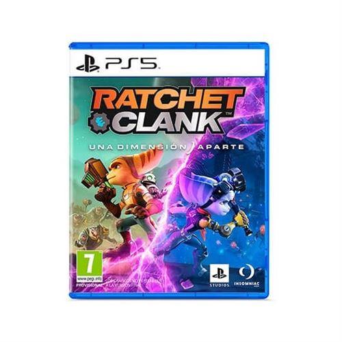 Ratchet & Clank: Una dimensión aparte para PS5