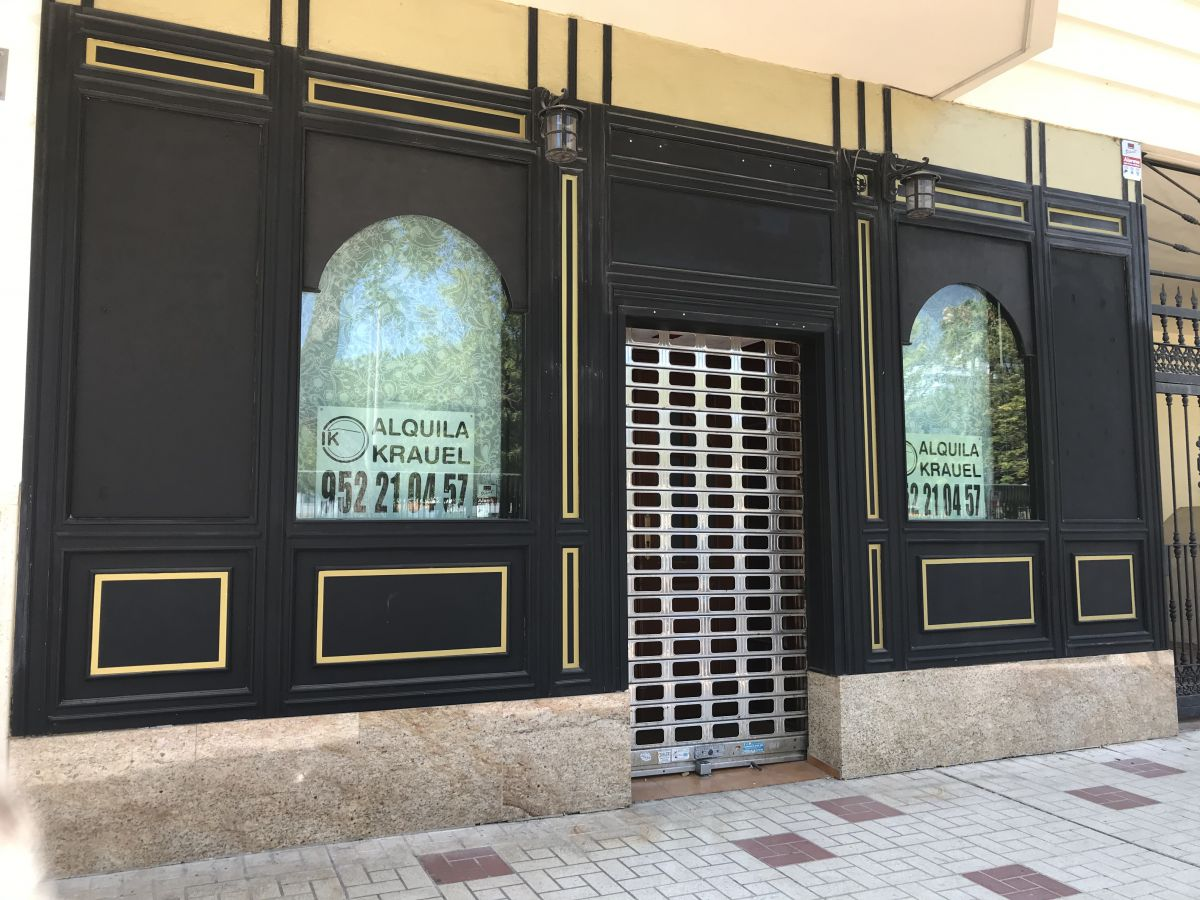 Alquiler Local Comercial en Huelin, Málaga