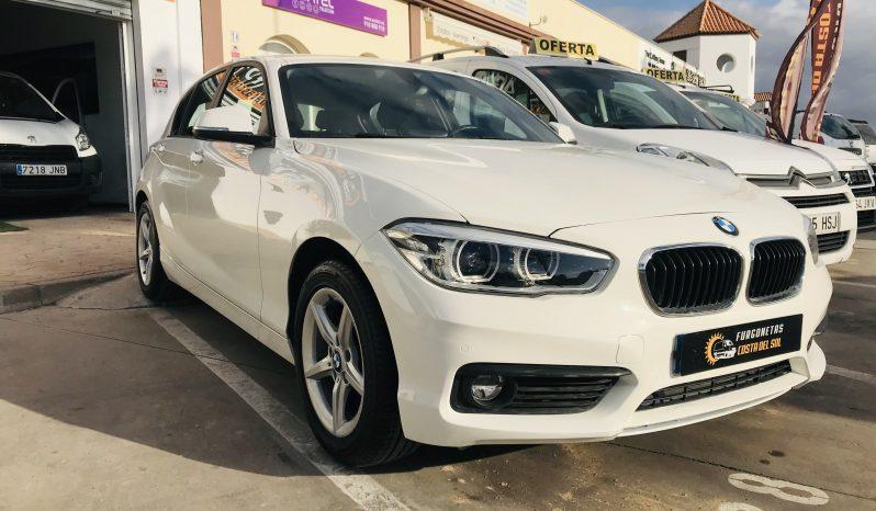 BMW SERIE 1, 118d 150CV 2017, 5 PUERTAS