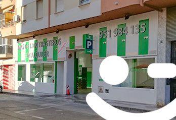 Trasteros en Málaga Centro